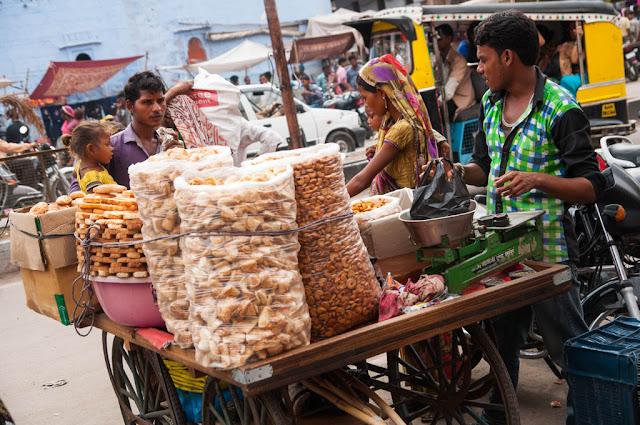 Compras en Ghanta Ghar
