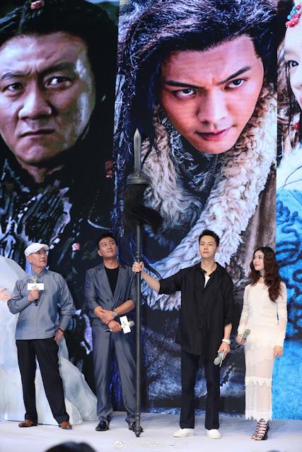 Genghis Khan Presscon