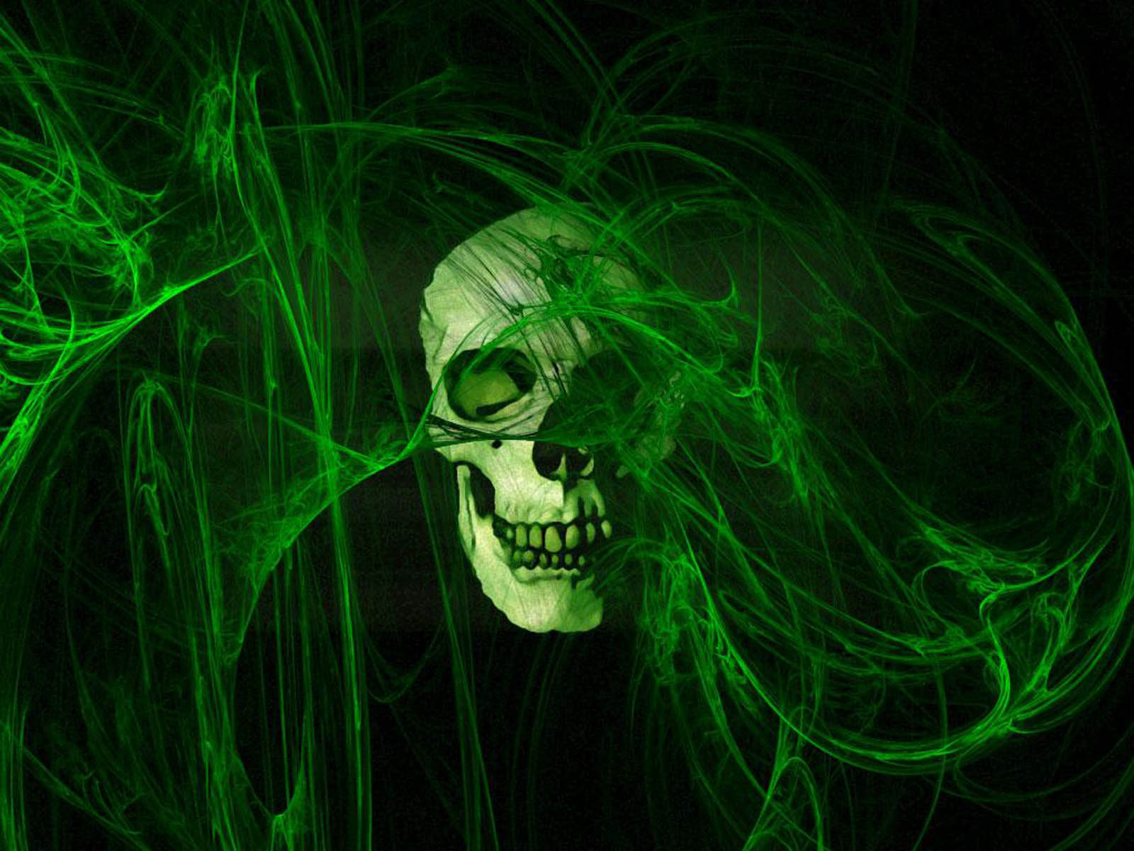 wallpapers: Horror Skull Wallpapers