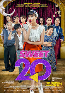 Nonton Film Sweet 20 2017 Full Movie Indonesia Webdl