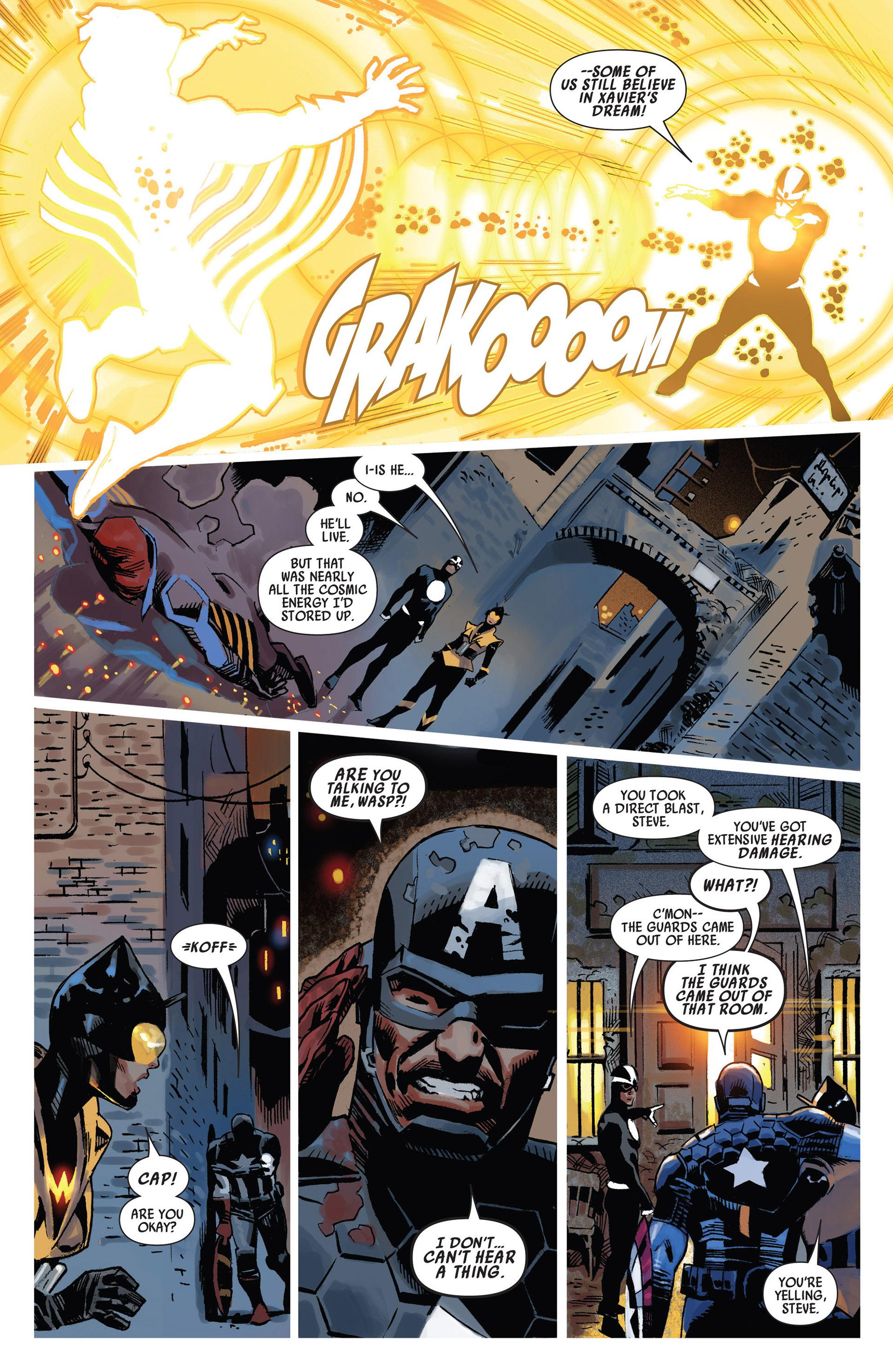 Read online Uncanny Avengers (2012) comic -  Issue #13 - 6