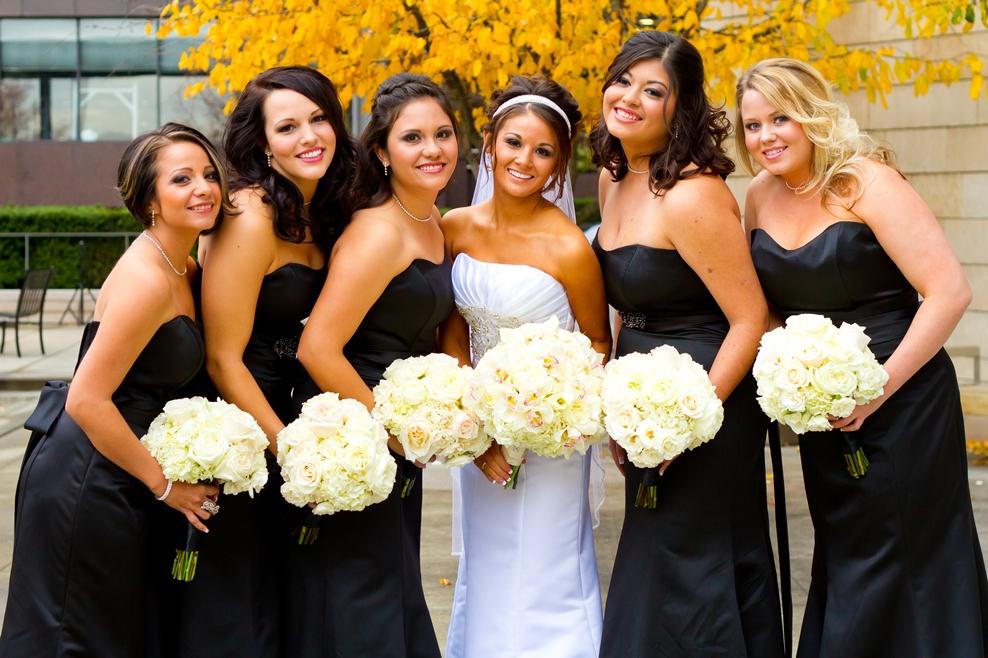 Simple Yet Elegant Wedding Dresses: The Blog: Luxury Seattle Wedding At