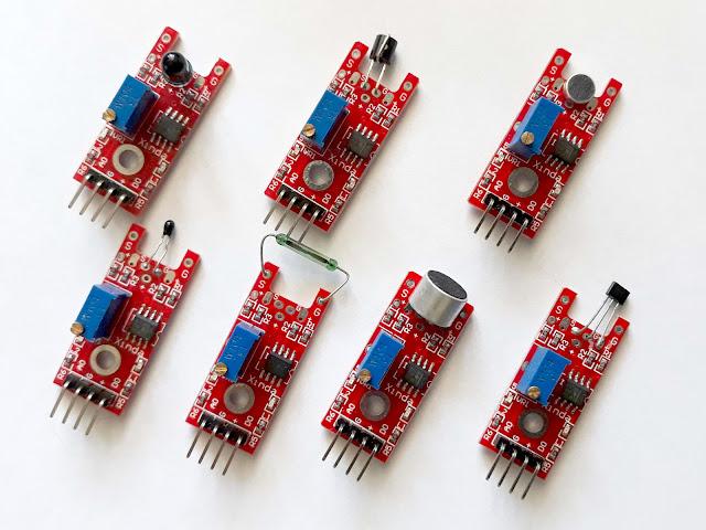 Module de senzori
