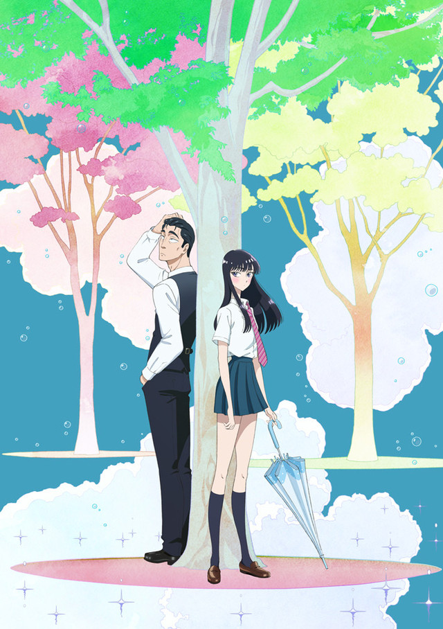 Koi wa Ameagari no You ni anime