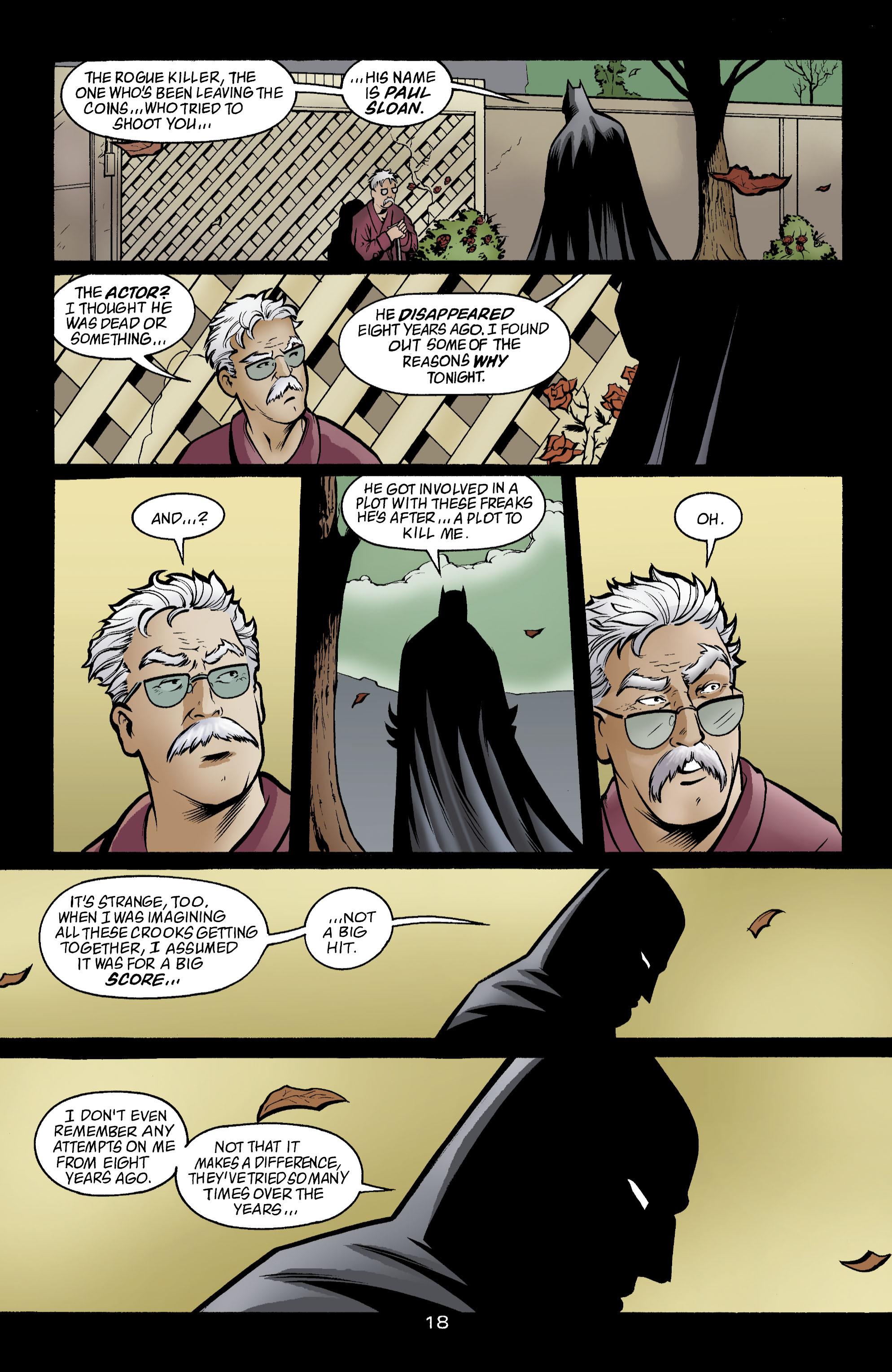 Detective Comics (1937) 780 Page 17