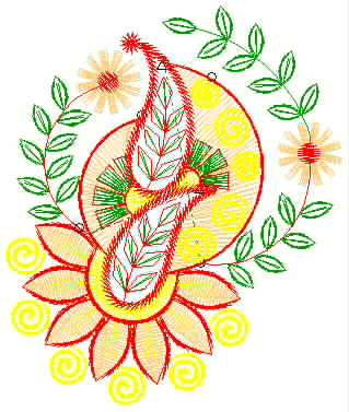 Embdesigntube Patches And Badges Free Hand Embroidery Patterns