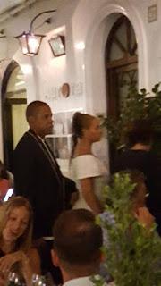 Beyonce In Capri Jay-Z