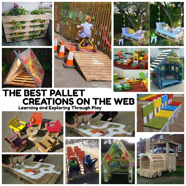 Best Pallet Creations on the Web