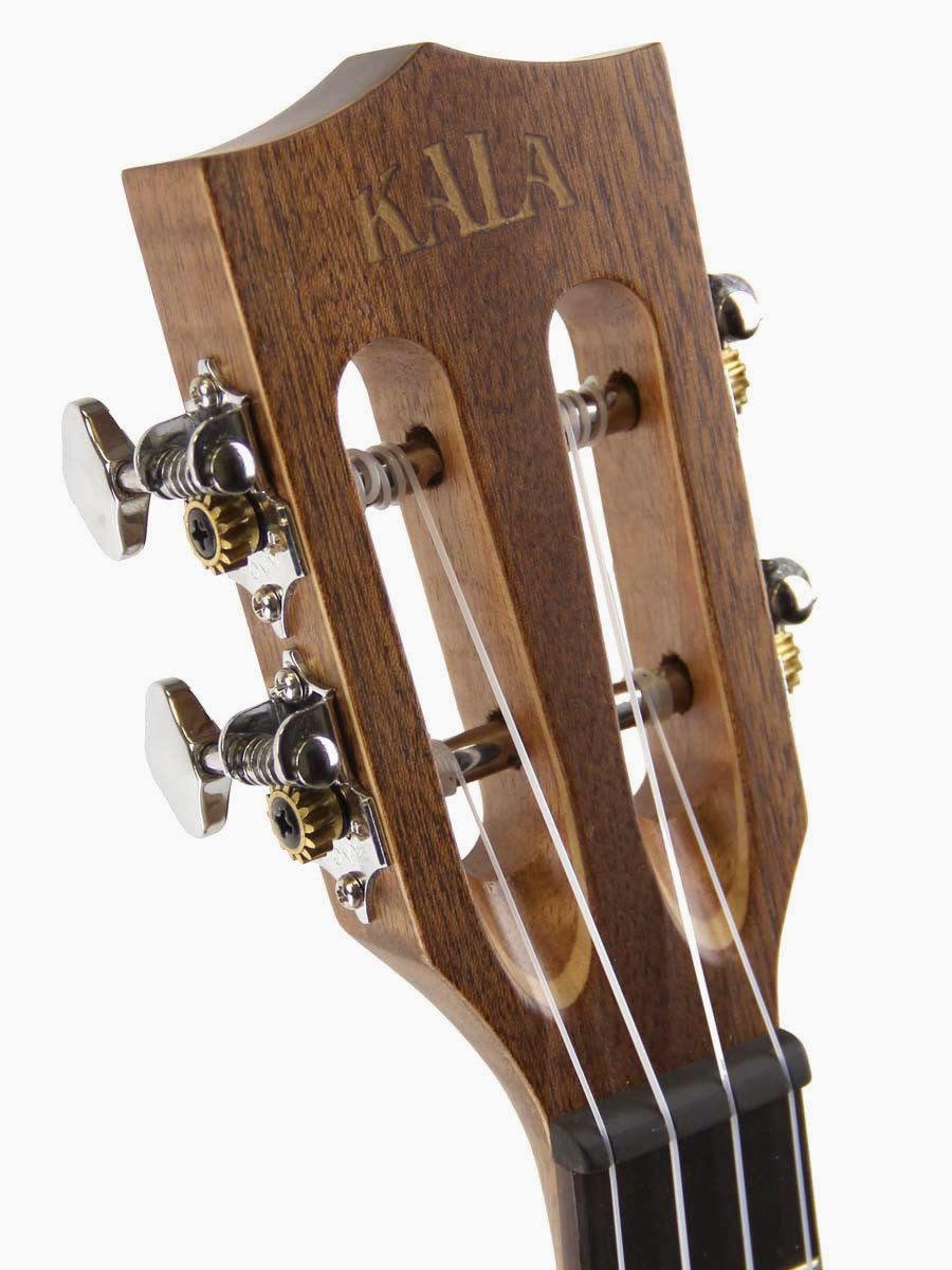 Rex and the Bass: 2013 Kala KA-SMHT Tenor Ukulele Review