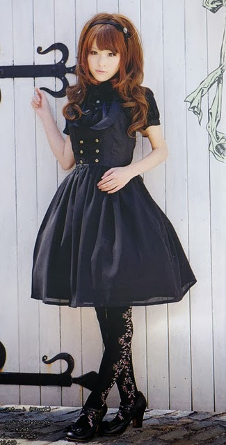 DevilInspired Lolita Clothing: Dress Up With Classic