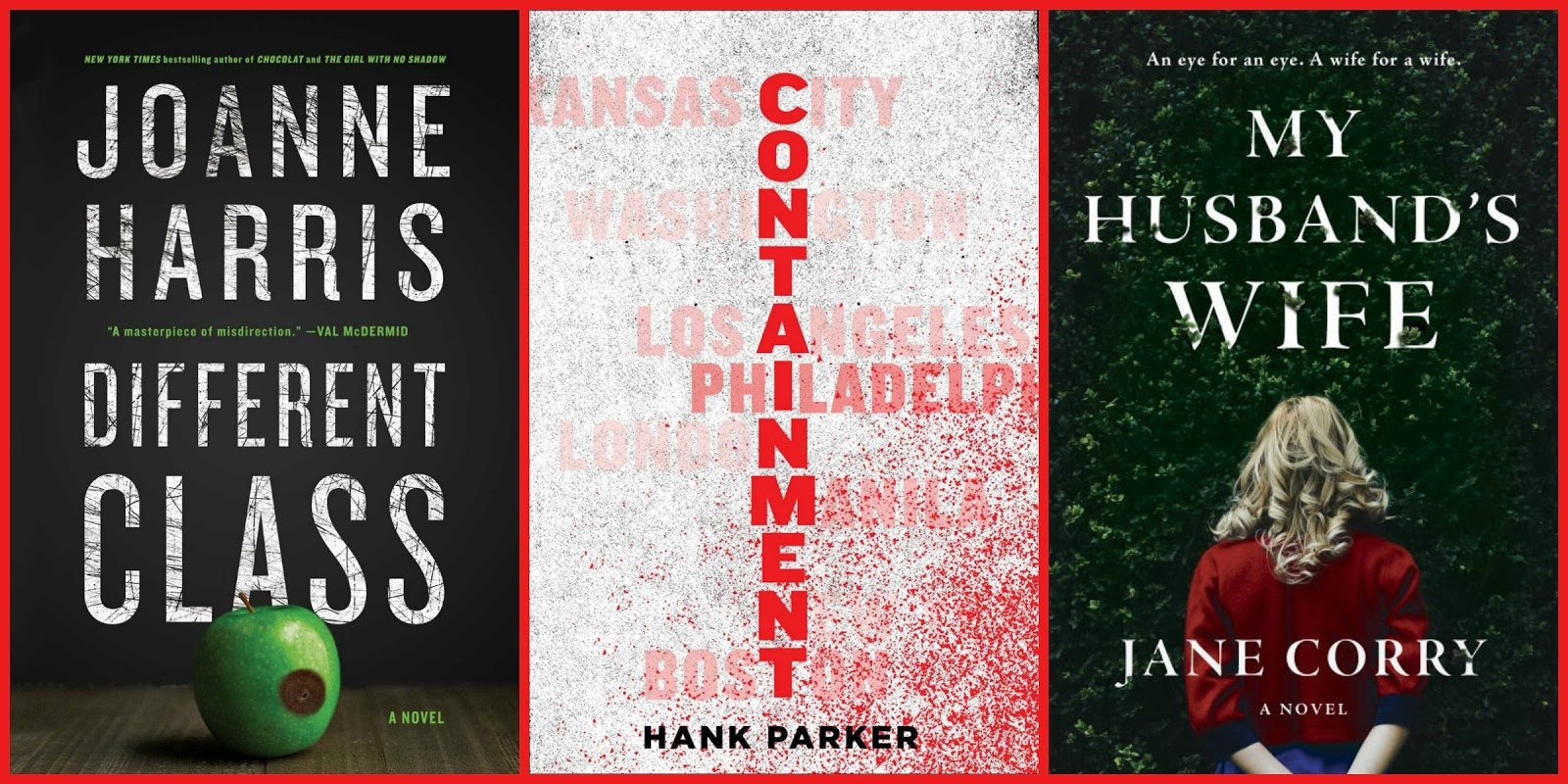 12 Novels to Read in January; Or What's on My eReader