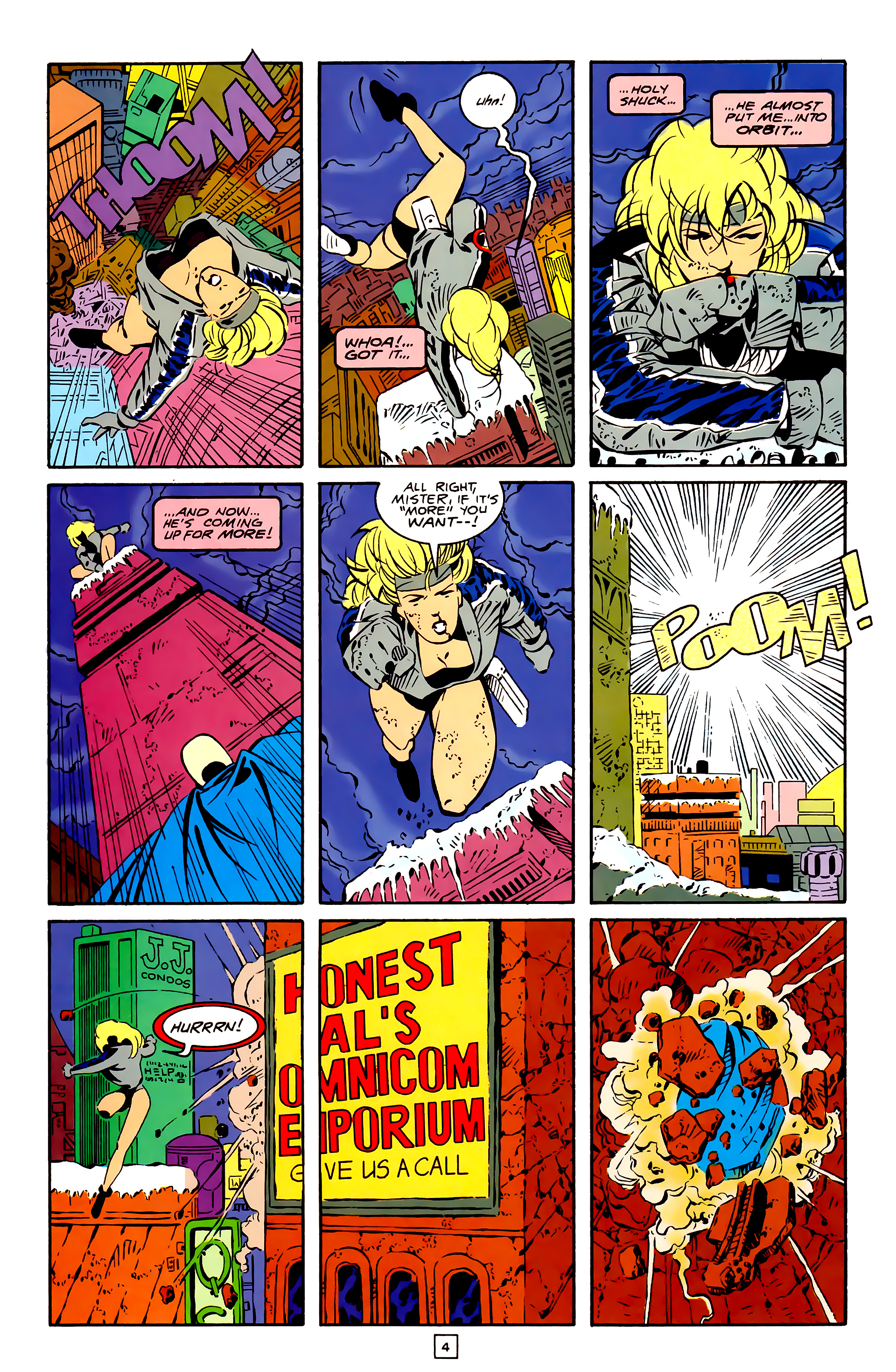 Legion of Super-Heroes (1989) 26 Page 4