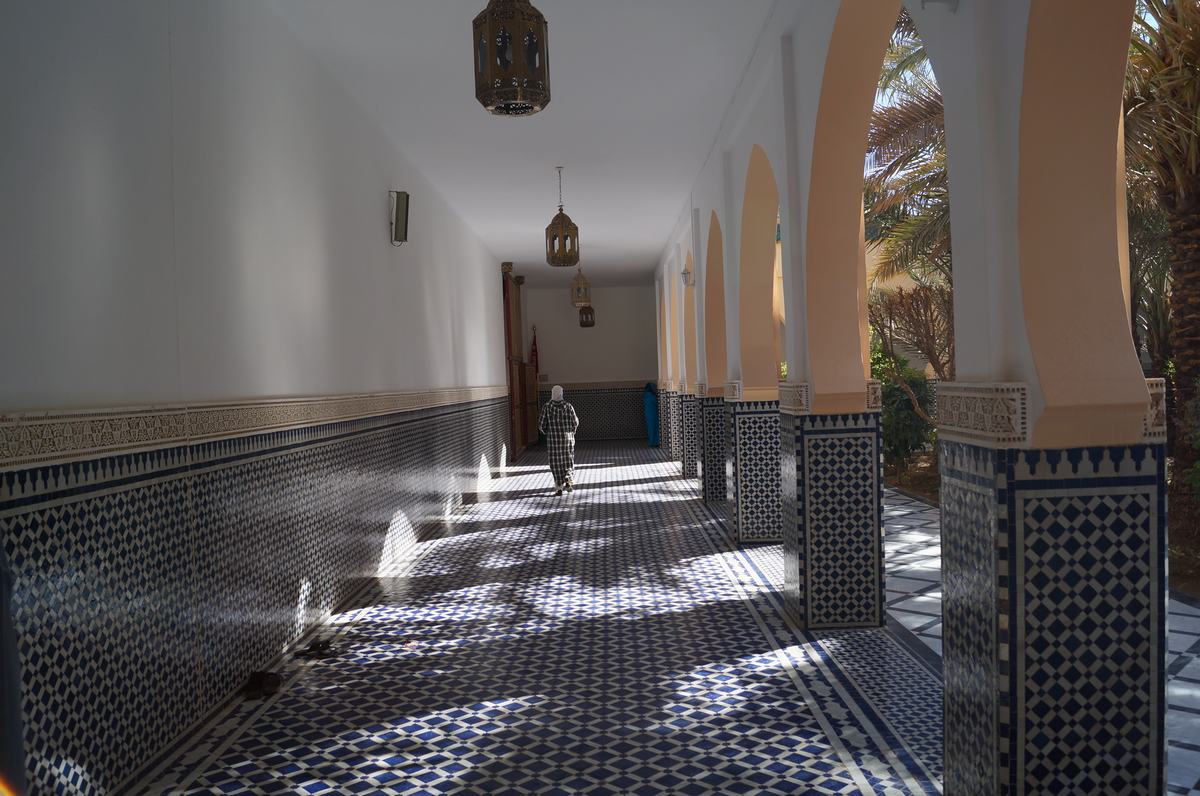 Mausoleo Mulay Alí Sherif