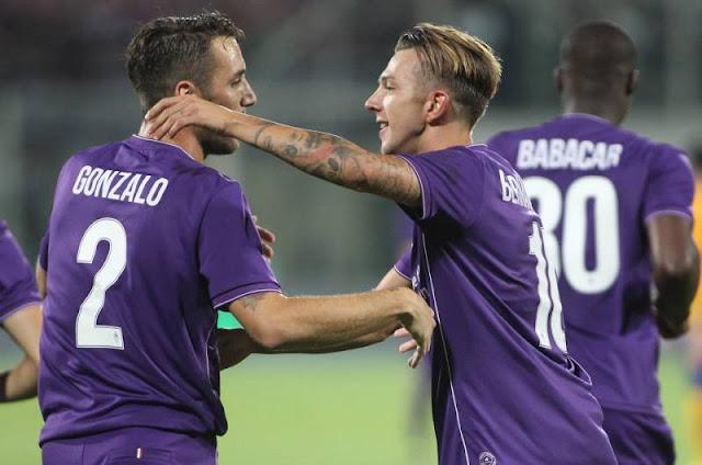 Fiorentina vs Carpi