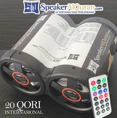 Speaker AlQuran Tahfidz Terlengkap
