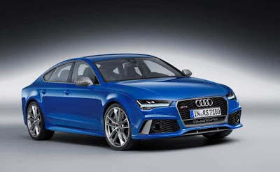 Audi RS7 Performance wallpaper