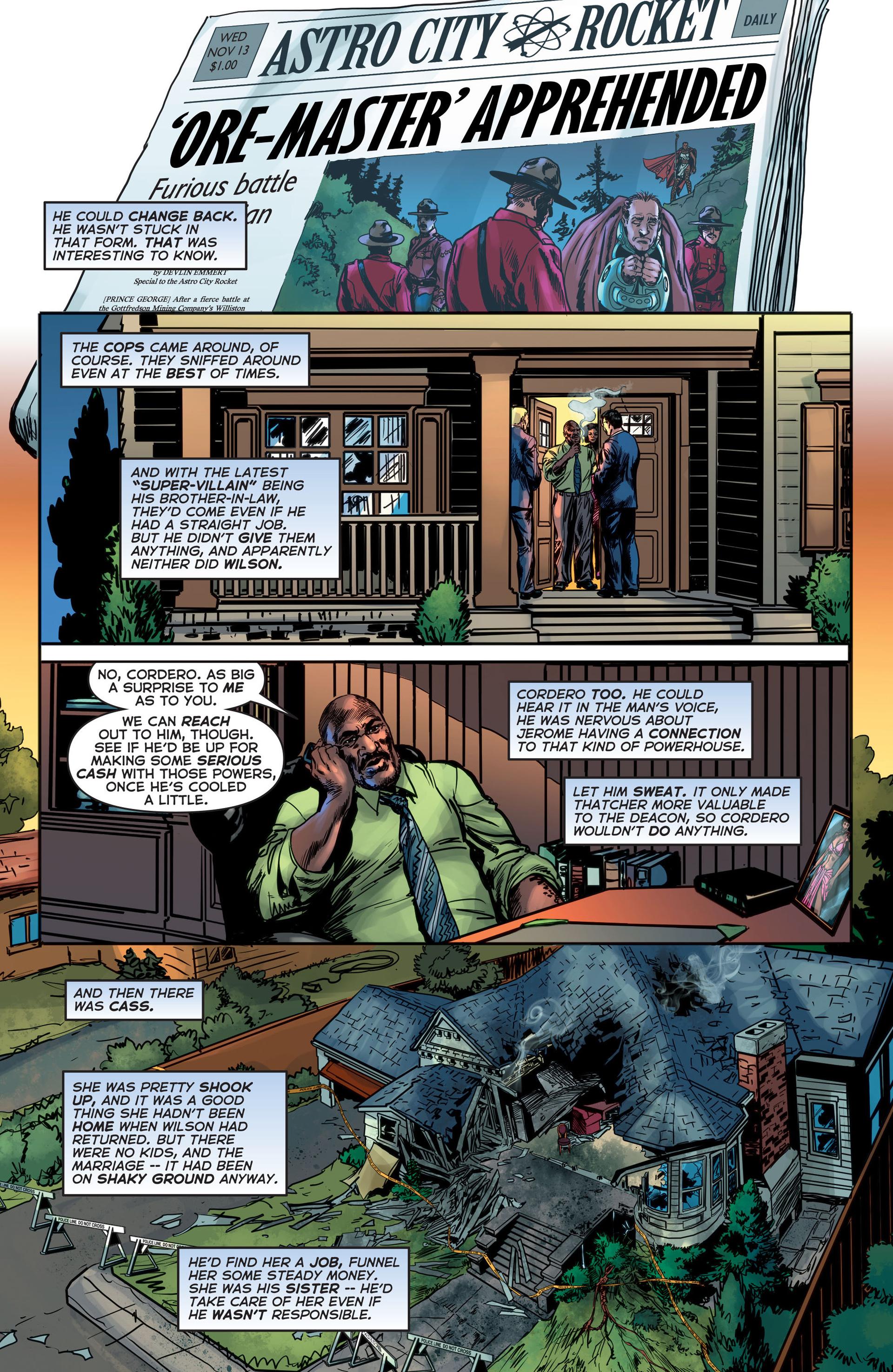 Read online Astro City comic -  Issue #6 - 22