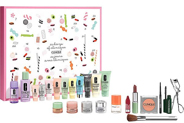 Beauty Advent Calendars 2016 Clinique