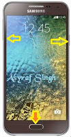 download MODE Samsung GALAXY E5 E500H