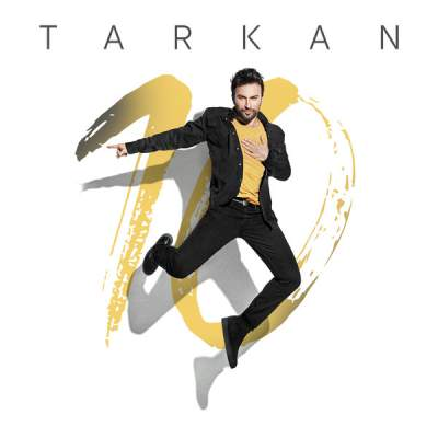Tarkan - 10 - Album Download, Itunes Cover, Official Cover, Album CD Cover Art, Tracklist