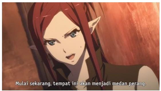 Macross Delta Episode 1 Subtitle Indonesia