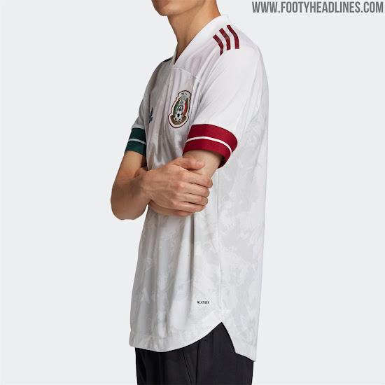 Mexico 2020 Away Kit 5