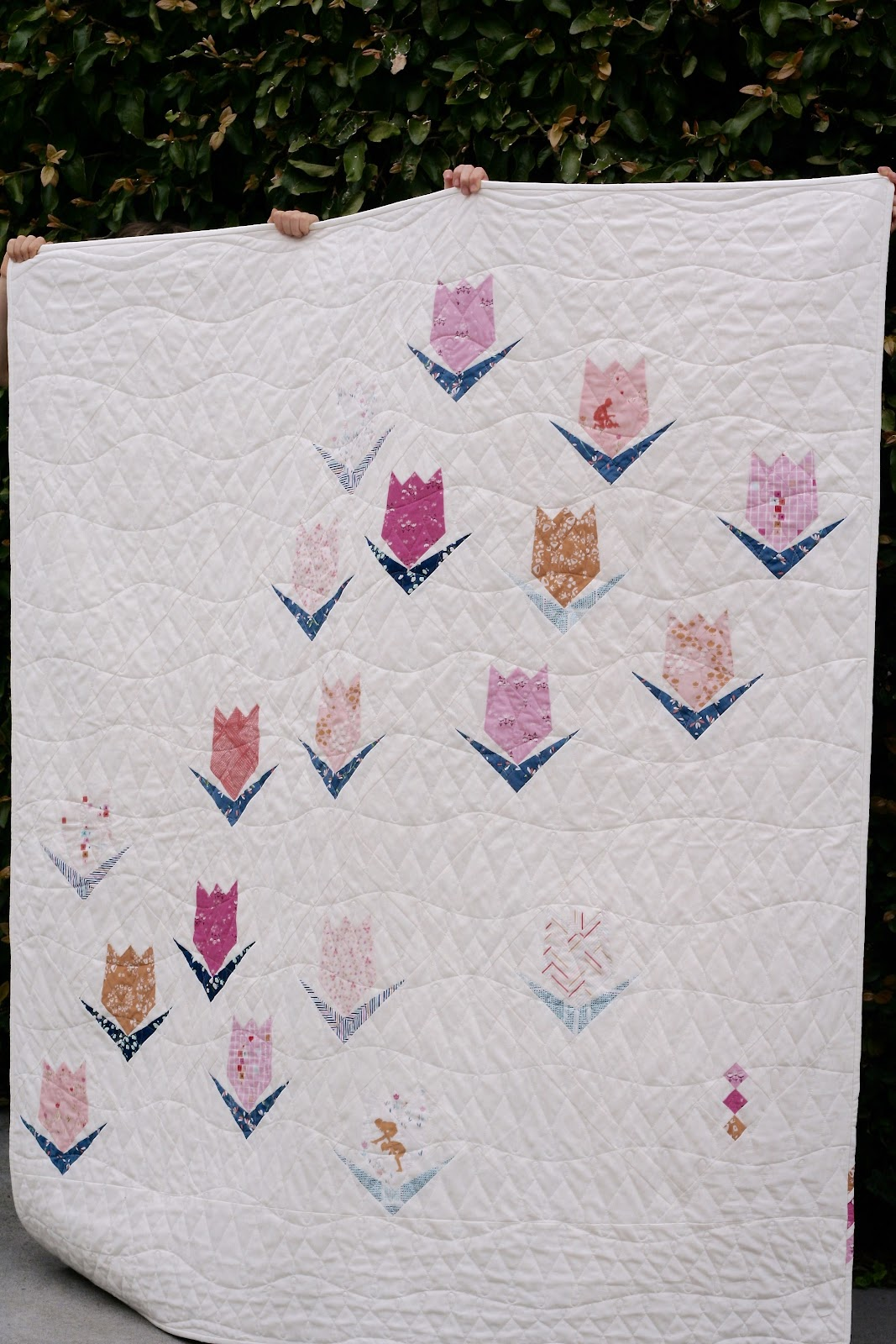 wooden spoon quilts: Playground Showcase