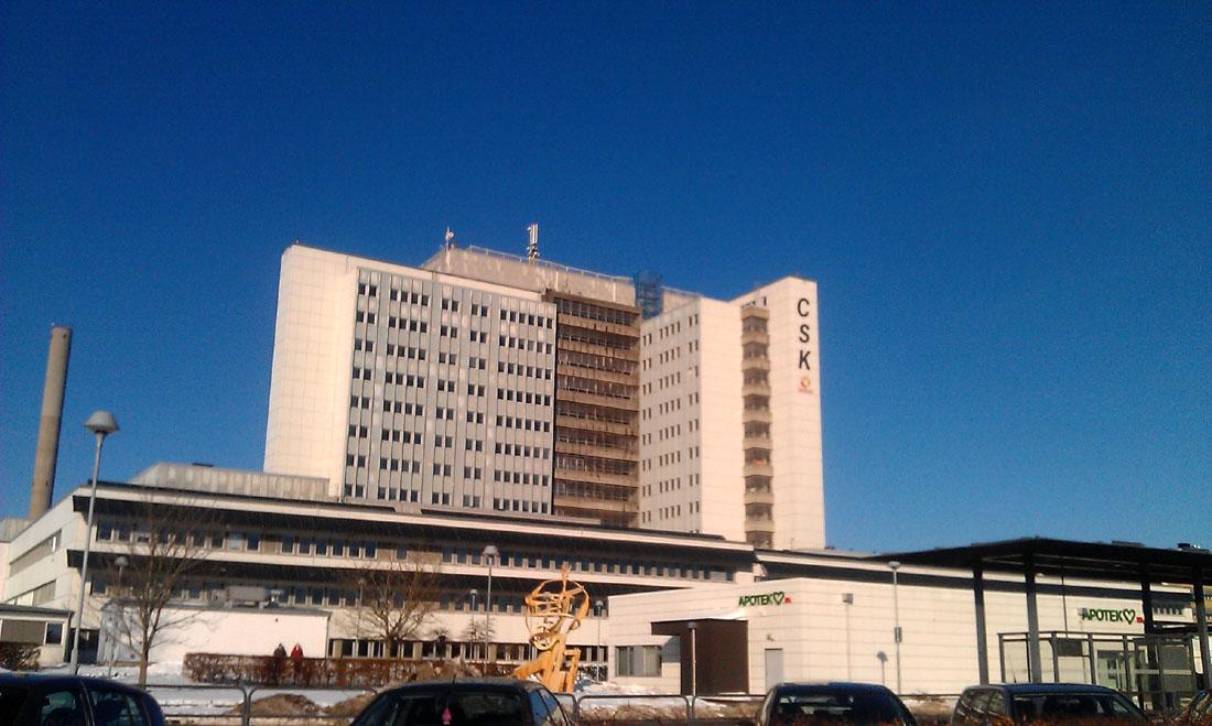 L'ospedale di Kristianstad