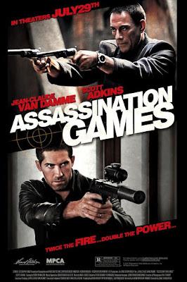 Sinopsis film Assassination Games (2011)