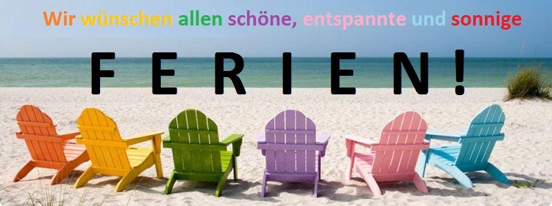 Resultado de imagen de schöne sommerferien