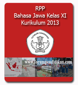 RPP Bahasa Jawa Kelas XI | Kurikulum 2013