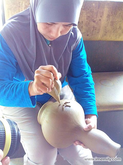 Labu Sayong @ Kg Tanjung Bidara, Perak