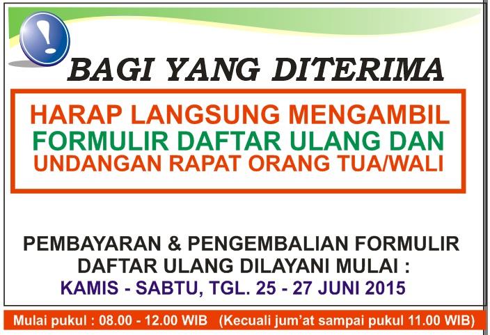 Undangan Ppdb 2015