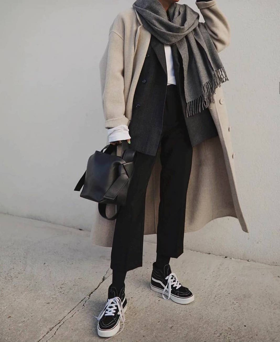 Give Us All the Layers for Winter