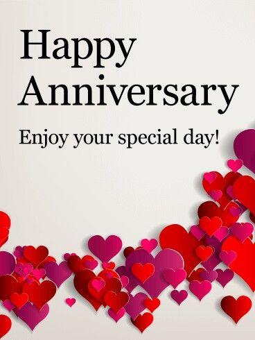 Hy Wedding Anniversary Dear