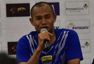 Supardi Nasir Bertahan di Persib Bandung 2019