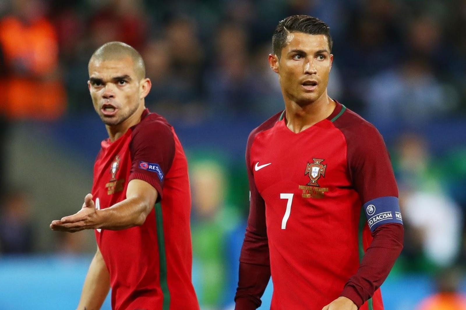 PORTUGAL VS FRANCE 2
