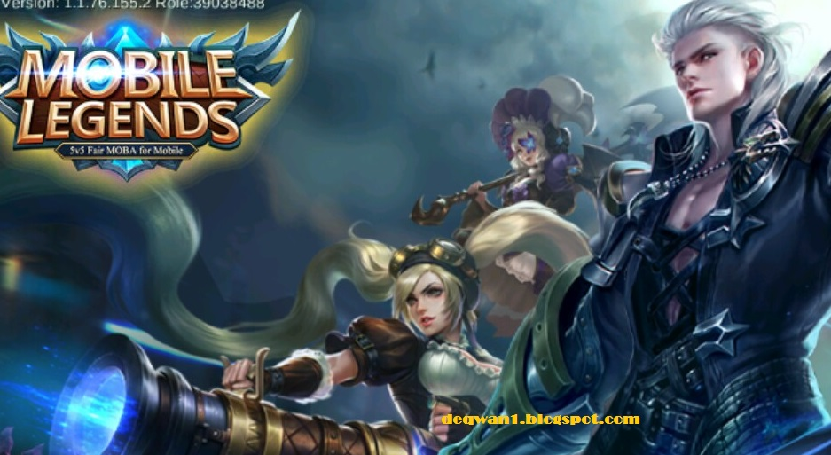 Game Mirip Mobile Legend Seru