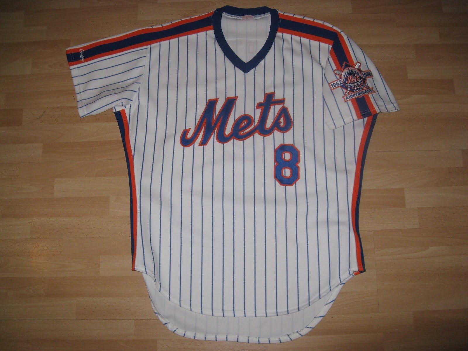 various colors b2425 cd604 Virgil's Blog: New York Mets x Gary Carter [1985-89]