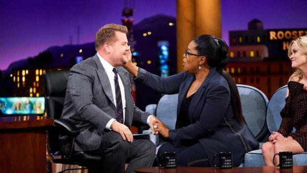 IMDB بالعربي اوبرا وينفري تكشف غن موهبتها النادرة Oprah Winfrey