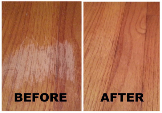 How To Get Rid Of Scratches On Hardwood Floors