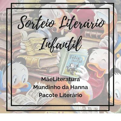 Sorteio Literário Infantil