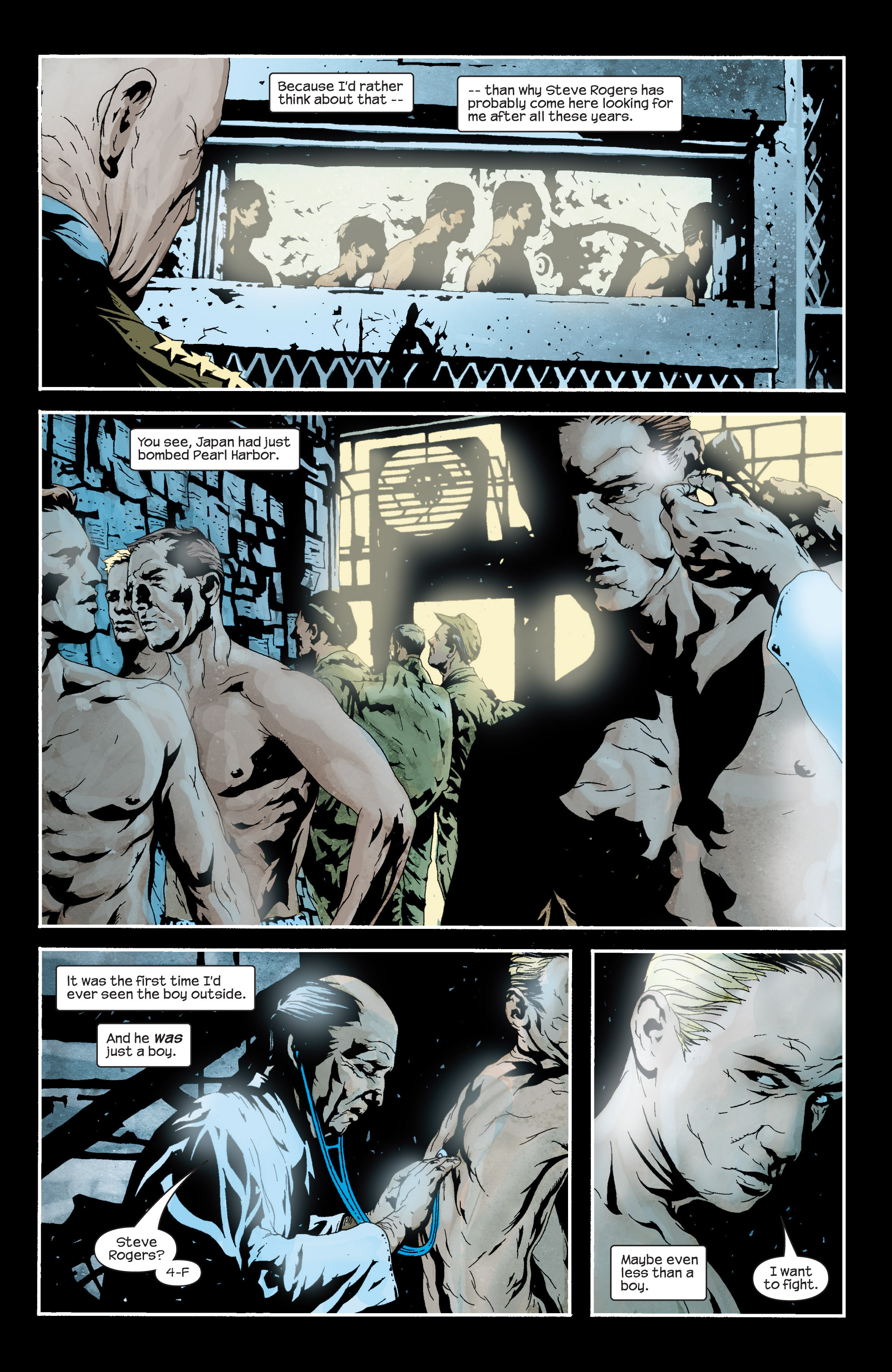 Captain America (2002) Issue #14 #15 - English 11
