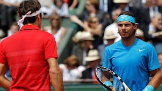 roger federer and rafael nadal rivalry