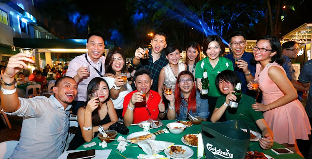 carlsberg malaysia smooth draugh launch bloggers