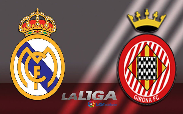 Real Madrid vs Girona Full Match And Highlights