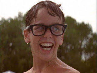 The Sandlot 1993 Squints lifeguard pool scene
