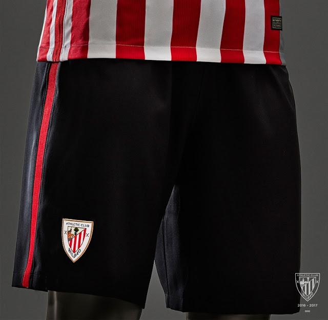 Oficial: Nueva camiseta titular Nike del Athletic Bilbao para el 2016/2017