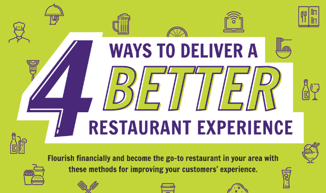 4 Ways To Deliver A Better Restaurant Experience
