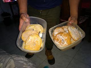 tortas fritas dulces y saladas de Argentina